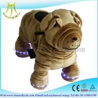 Quality Hansel wholesale toys battery dog mountable animals for sale