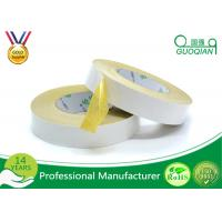 Yellow Embroidery Decorative Double Side Tape With Acrylic Glue for sale