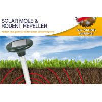 China High Frequency Garden Mosquito Solar Snake Repeller For Yard / Path , Eco Friendly on sale