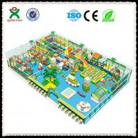 Large and Giant Indoor Playground Used Indoor Playground Equipment for Sale QX-107A for sale