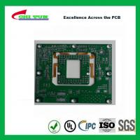 Quality Custom PCB Manufacturing Rigid Flexible PCB High Tg PCB for sale