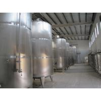 Quality Sealed Cosmetic Product Lotion Storage Tank Mobile Oil Storage Tank for sale