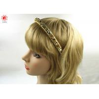 Buy cheap Custom Plastic Bow Hair Bands from wholesalers