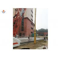Quality 130kw Vibro Pile Foundation Device Vibroflotation Compaction Of Cohesionless Soils for sale