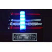 Buy cheap DMX Control Party Use Led Wristband KL - 0610 FOR Lighting Gifts from wholesalers
