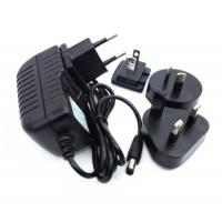 Buy cheap Adaptor 5W 12W 18W  24W 36W  interchangeable plug  wall amount  power adapter  CE FCC ROHS UL GS SAA from wholesalers