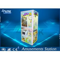 Quality Electronic Toys Cranes Claw Gift Vending Machine Amusement Equipment for sale