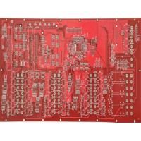 Quality 1.6mm Board Thickness FR-4 based with TG150 double layer pcb board HASL IPC standard for sale