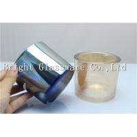 China Perfect design spray color candle holder, decorative candle holder wholesale on sale