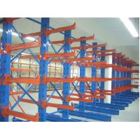 China Steel Heavy Duty Cantilever Car Racking for Industrial Storage on sale