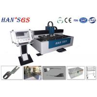 Quality Metal 1500w Laser Fiber Cutter Machine For Stainless Steel And Aluminum for sale