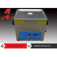 Silver Mechanical Ultrasonic Cleaners Ultrasonic Cleaning Tanks
