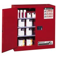 Buy cheap 30 Gallon Chemical Storage Lockers , Safety Containers For Flammable Liquids from wholesalers