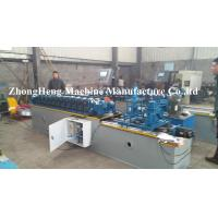China Rolling Up Steel Strip Door Frame Cold Roll Forming Machine With Manual Decoiler on sale