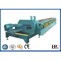 China Adjustable CZ Roll Forming Machine With Manual Or Hydraulic Decoiler on sale