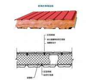 China pu sandwich panel/wall cladding panel for prefab house/wall siding panel on sale