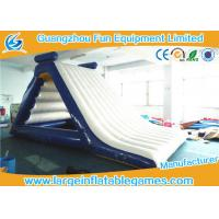 Quality FamilyInflatable Floating Water Slide Theme Parks Giant Water Park Slides for sale