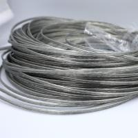 China 15KV high voltage 0.35mm2 FEP insulated wire for spark plug transparent color on sale