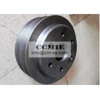 China Double Tank Water Pump Pulley Komatsu Spare Parts For Excavator on sale