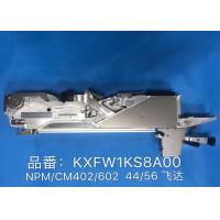 Quality Original Panasonic SMT Tape Feeder For CM602 / CM402 / NPM , Steel Metal Material for sale