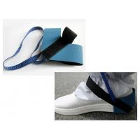 Quality Blue/Black Rubber Antistatic ESD Heel Strap for sale