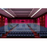 Quality Safty Protection Design 4D movie theatre for 24 Persons for sale