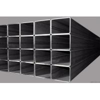Buy cheap Q195-Q345 Welded Rectangle Steel Tube, Rectangular Steel Pipe 3 - 30 Mm from wholesalers
