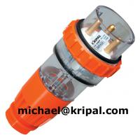 Quality IP66 weather protected plug for sale
