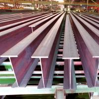 Quality Standard H Beam Steel Column Sections For Architectural Structure for sale