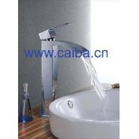 Quality Single Handle Brass Basin Mixer for sale