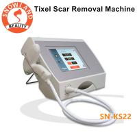China Tixel Fractional For Skin Rejuvenation Acne Scar Removal Machine on sale