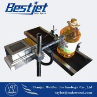 Buy expiry date printer coding machine with black ink belt conveyor for plastic at wholesale prices