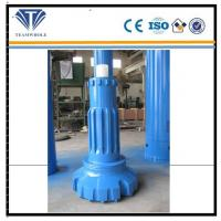 Quality Reliable DTH Drilling Tools Blue Concave Spehrical Th10 Series Dth Bits for sale