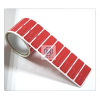 Quality Customized Sharp Magnetic Security Labels Free Sample 66mm * 22mm for sale