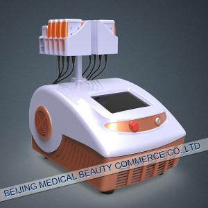 China 650nm plus 940nm Laser Liposuction Equipment / Lipo laser slimming machine on sale
