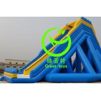 Buy 2016 Hot sell Giant Inflatable water slide for sale with 48months warranty from at wholesale prices