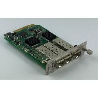 Quality 1.25Gbps Optical Protection Fiber Media Converter SFP Interface for sale