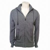 Quality Men's Cotton Sweater, Body Warmer and Fashionable for sale