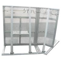 Buy Customized Durable Alloy Traffic Barrier Crowd Safety Barriers at wholesale prices