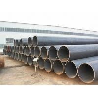 Quality API SPEC 5L Thin Wall Welded Steel Tubes Lightly Oiled For Conveying Gas for sale