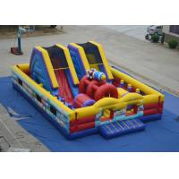 Quality Durable Big inflatable fun city - airplane theme fun city at Xincheng inflatables ltd for sale