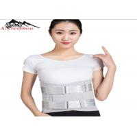 Buy cheap Durable Elastic Waist Support Band Lumbar / Spinal / Back Posture Support Belt from wholesalers
