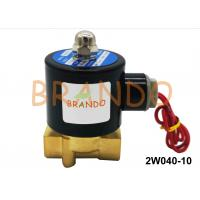 Quality 2/2 Way Normally Closed Direct Driving 2W040-10 Solenoid Water Valve Small Pipe 3/8