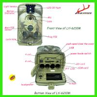 Quality New Mobile Scouting Hunting Camera Ltl-6210M Series MMS GSM Camera with 32GB SD Card mini hunting camera for sale