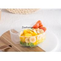 Quality 11 Inch Disposable Divided Plastic Plates Multiple Style Availability Can Microwave for sale