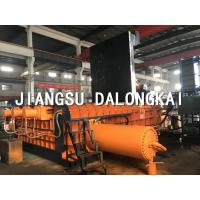 Quality Large Press Box Hydraulic Scrap Baler Machine Round Baler Energy Saving Y81-630 for sale