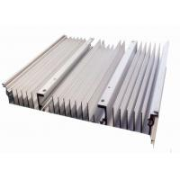 Buy 6063 T5 / 6061 T6 Extruded Aluminum Heatsink Aluminium Profile With Cooling Fins at wholesale prices