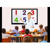 Buy Custom 86 Inch Interactive Screens For Education Intelligent Screen Protection Function at wholesale prices