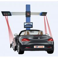 Quality High Precision Automatic 3excel Wheel Aligner , Portable Wheel Alignment Machine for sale
