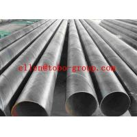 Quality TOBO STEEL Group  Thick Wall Stainless Steel Pipe SS Seamless Tube TP304/304L , TP316/316L for sale